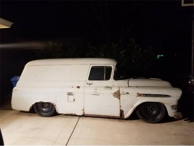 Picture of '58 Panel Delivery - Q2P4