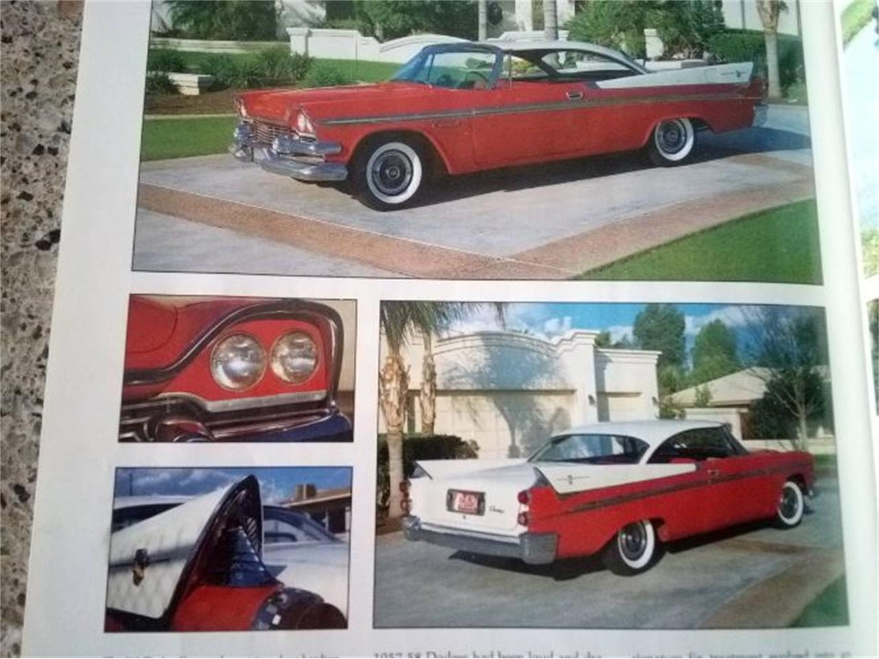 Large Picture of '58 Coronet located in Cadillac Michigan - $23,495.00 Offered by Classic Car Deals - Q2PI