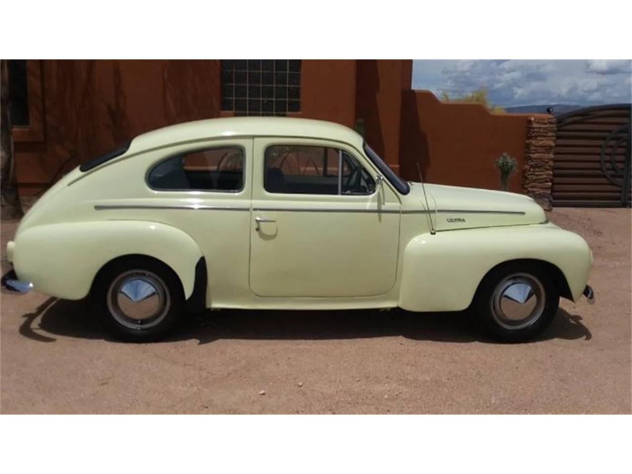 Large Picture of Classic 1959 Volvo PV544 located in Cadillac Michigan Offered by Classic Car Deals - Q2PL