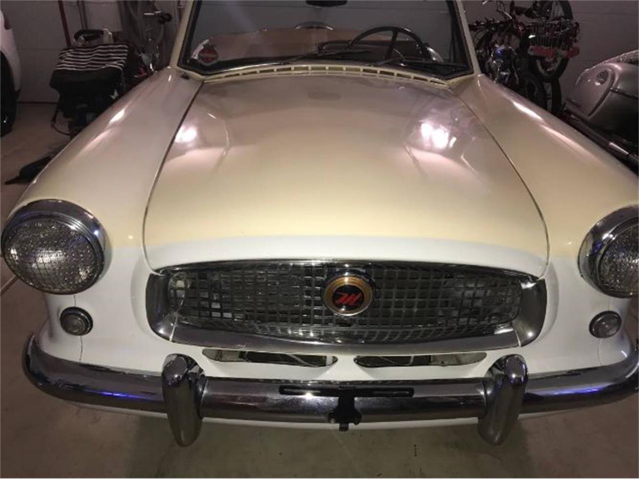 Large Picture of '59 Metropolitan - Q2PM