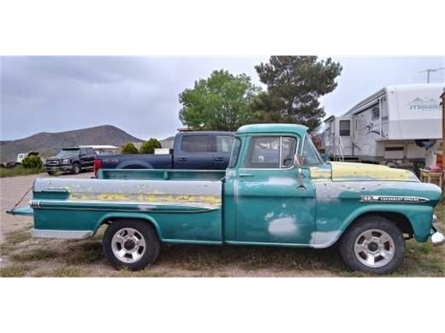 1958 To 1960 Chevrolet Apache For Sale On Classiccars Com