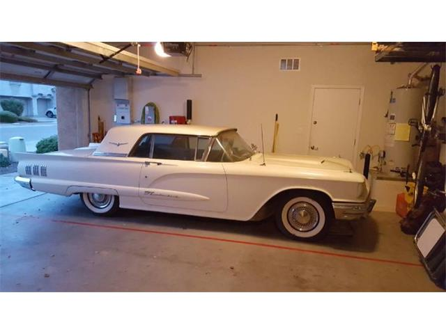 Picture of Classic 1960 Thunderbird located in Cadillac Michigan Offered by  - Q2PP