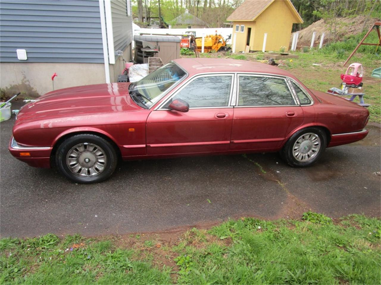 Large Picture of '95 Jaguar XJ6 - Q2PU
