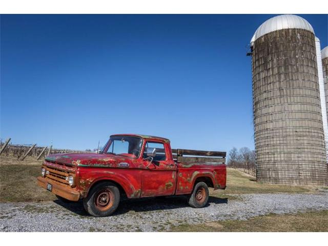 Picture of Classic '62 F100 located in Michigan - $26,995.00 Offered by  - PY5E