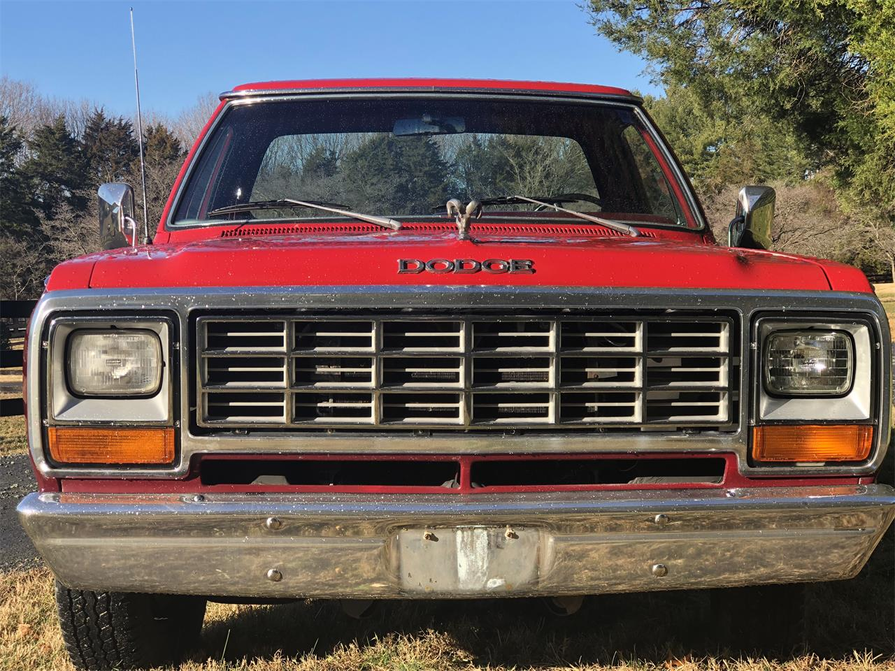 Large Picture of '82 Ram 1500 - Q2PY