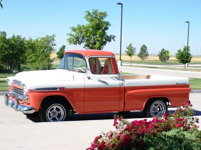 Picture of Classic '59 Chevrolet Apache located in Wyoming - $36,900.00 - Q2Q1