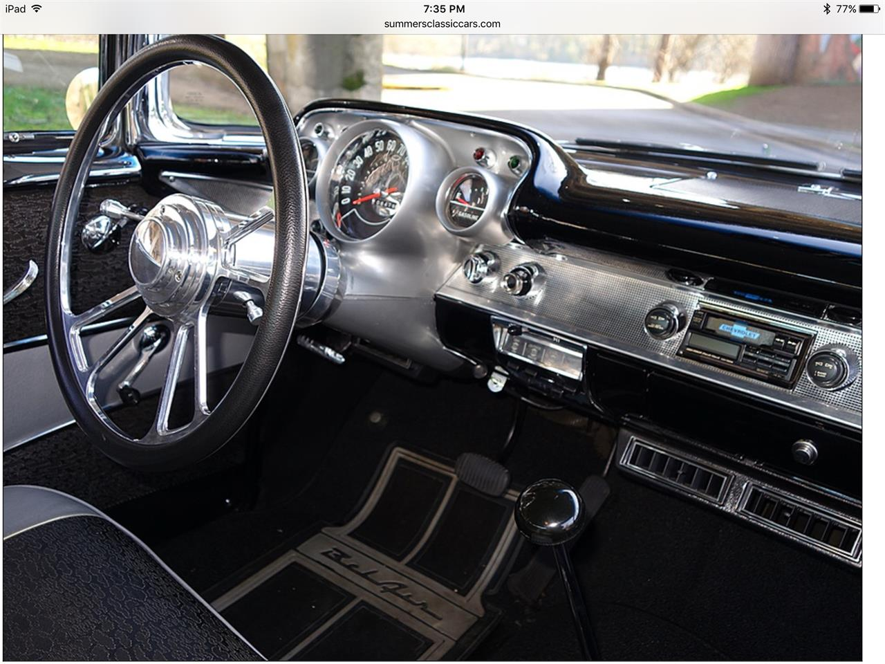 Large Picture of Classic 1957 Bel Air located in Stamford Connecticut - $79,000.00 - Q2Q9