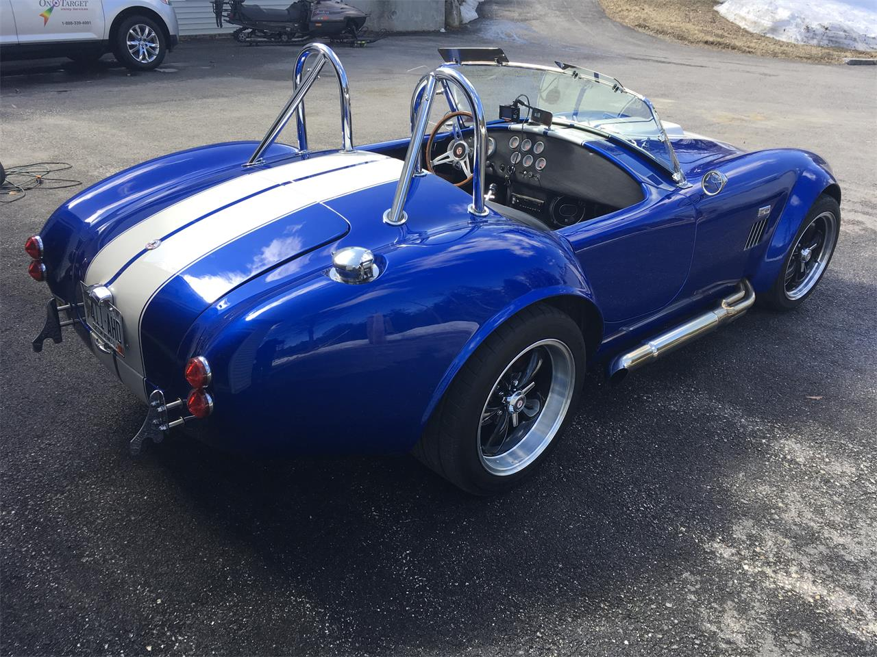 Large Picture of '66 Cobra Replica located in Skowhegan  Maine Offered by a Private Seller - Q2QB