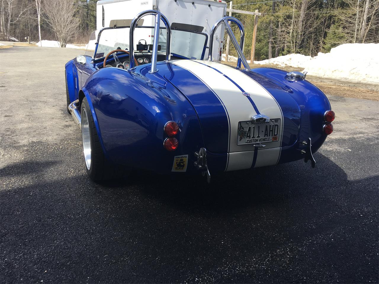 Large Picture of Classic 1966 Cobra Replica located in Skowhegan  Maine - $46,999.00 - Q2QB