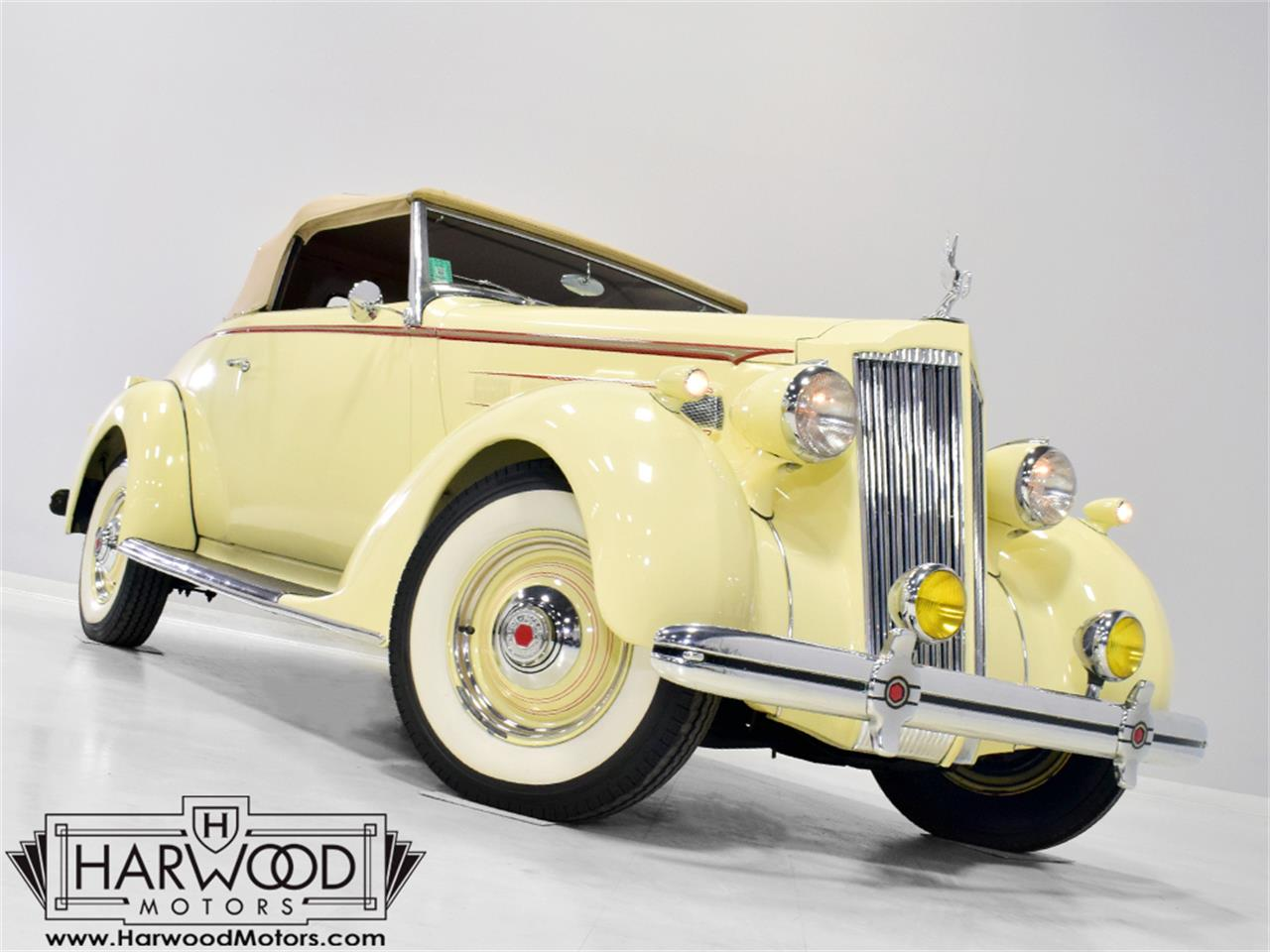 Large Picture of Classic 1936 120 located in Macedonia Ohio Offered by Harwood Motors, LTD. - Q2QC