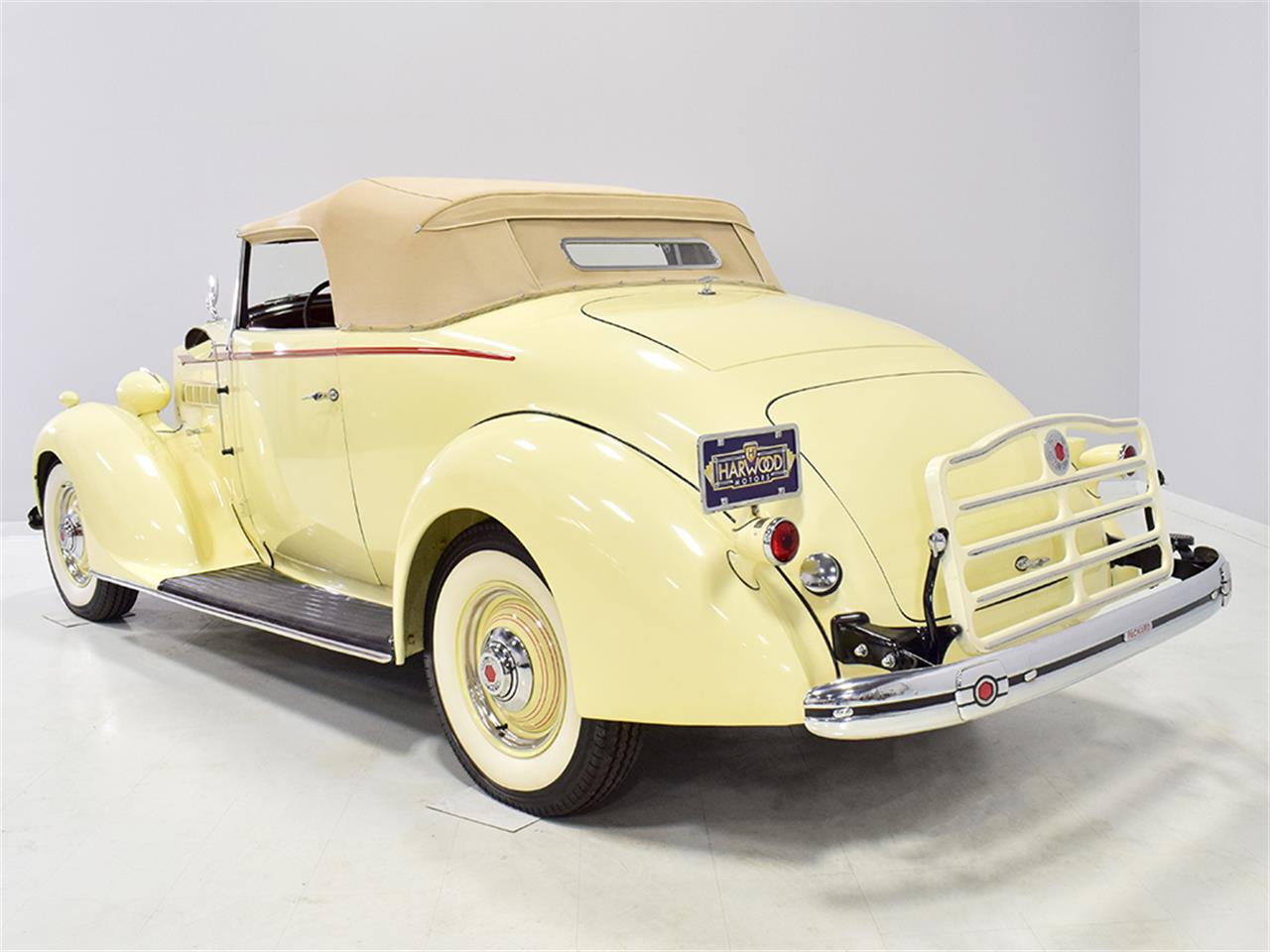 Large Picture of Classic 1936 120 Offered by Harwood Motors, LTD. - Q2QC