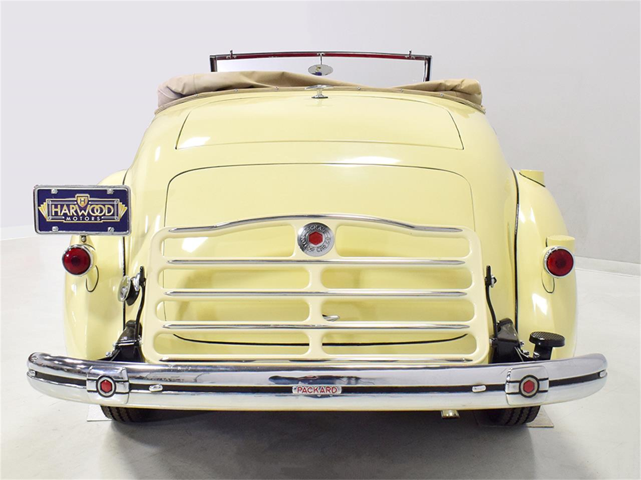 Large Picture of 1936 Packard 120 located in Macedonia Ohio Offered by Harwood Motors, LTD. - Q2QC