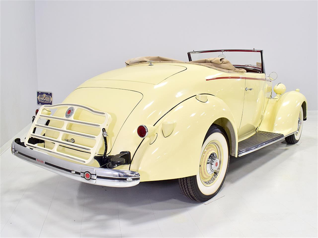 Large Picture of Classic '36 120 Offered by Harwood Motors, LTD. - Q2QC