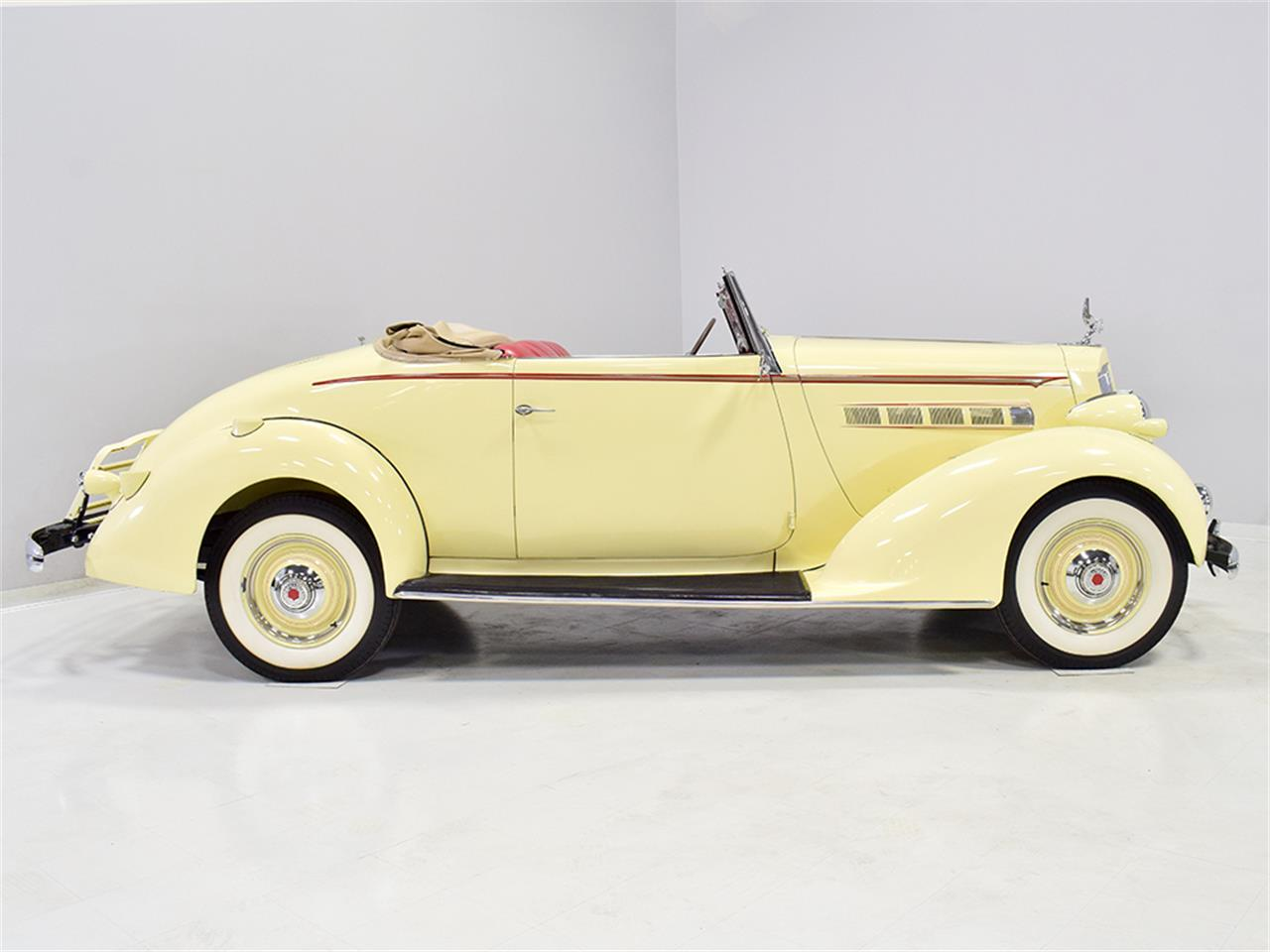Large Picture of 1936 Packard 120 Offered by Harwood Motors, LTD. - Q2QC
