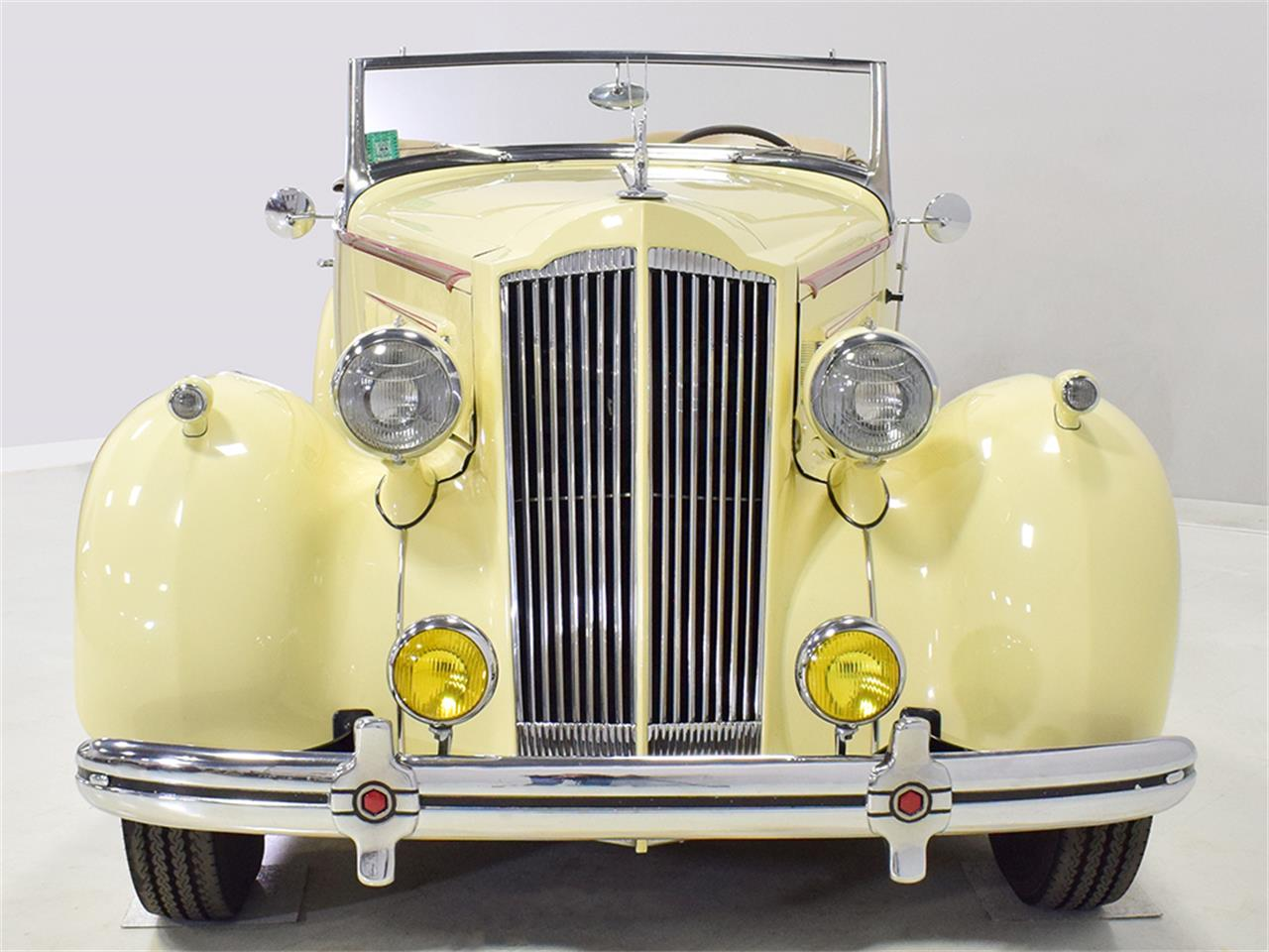 Large Picture of 1936 Packard 120 located in Ohio Offered by Harwood Motors, LTD. - Q2QC