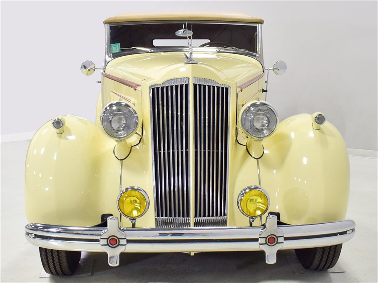 Large Picture of Classic 1936 Packard 120 Offered by Harwood Motors, LTD. - Q2QC