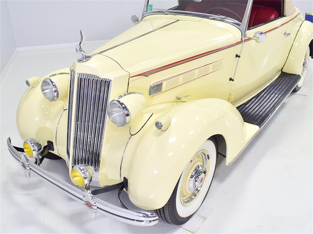 Large Picture of '36 Packard 120 located in Ohio - $69,900.00 - Q2QC