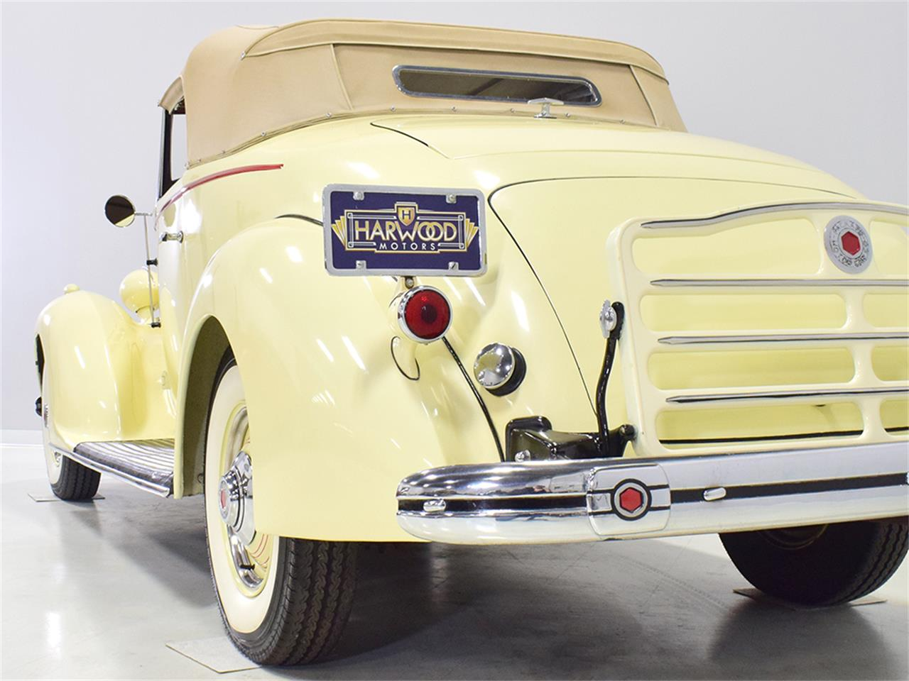 Large Picture of Classic '36 Packard 120 - $69,900.00 Offered by Harwood Motors, LTD. - Q2QC