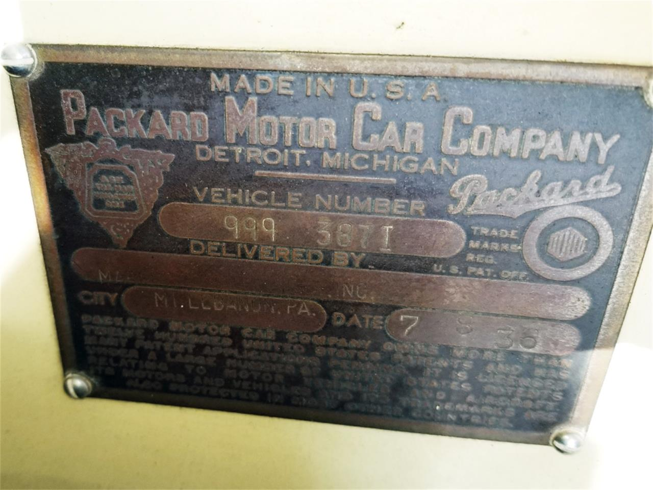 Large Picture of 1936 120 located in Macedonia Ohio Offered by Harwood Motors, LTD. - Q2QC