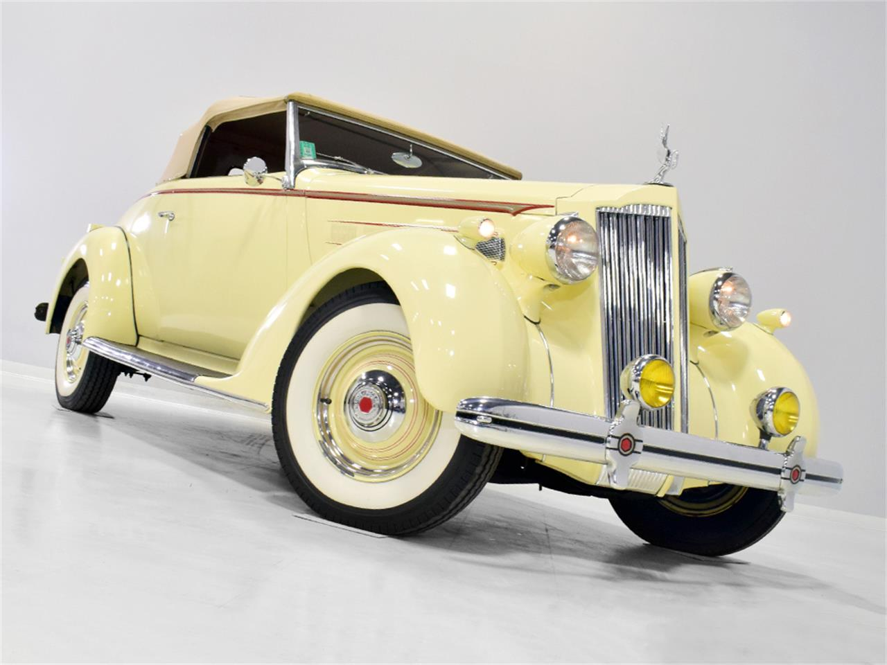 Large Picture of 1936 Packard 120 - $69,900.00 Offered by Harwood Motors, LTD. - Q2QC