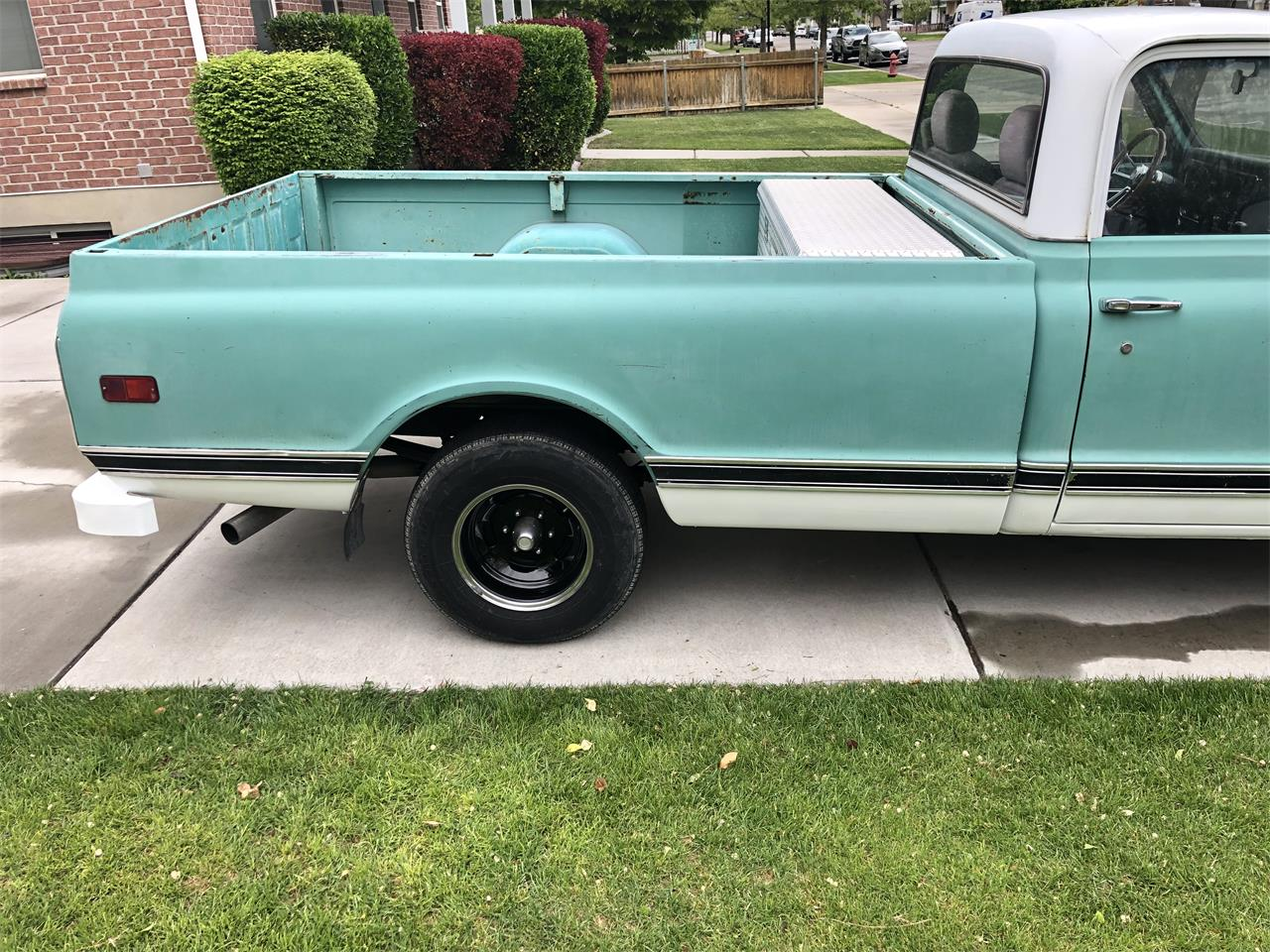Large Picture of '69 C10 - Q2QE