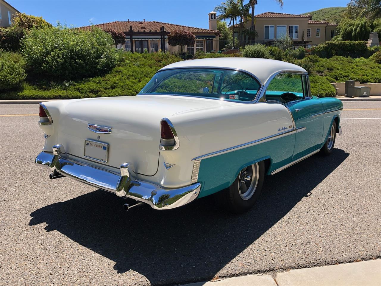 Large Picture of '55 Bel Air - Q2QJ