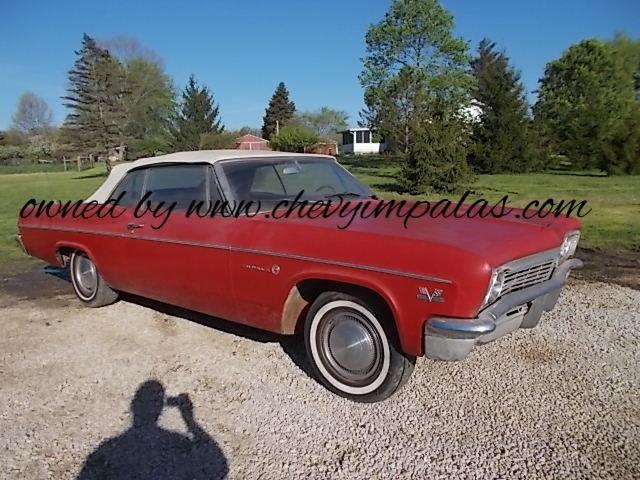 Picture of '66 Impala - Q2QM