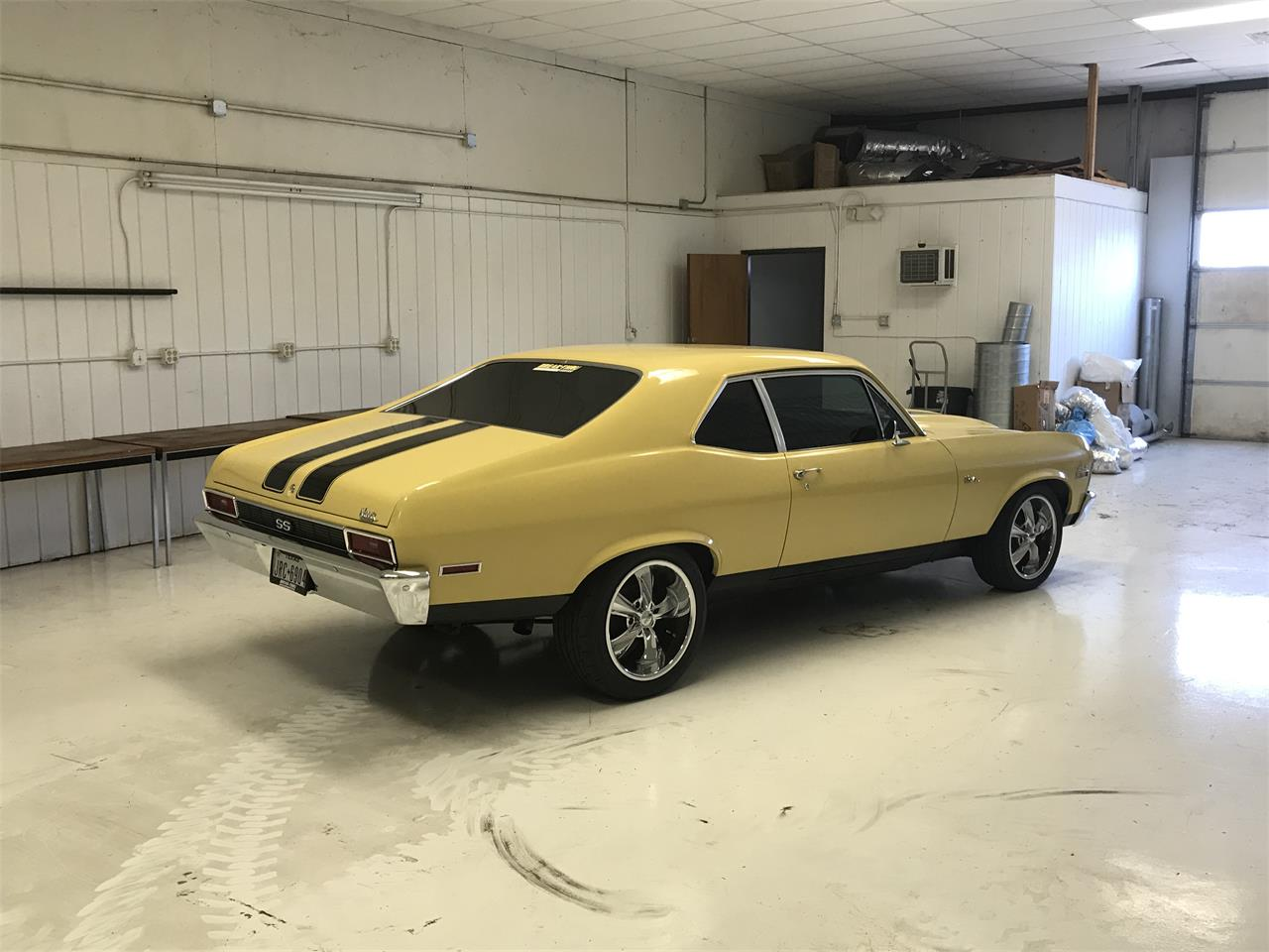 Large Picture of 1970 Nova SS located in Aransas Pass Texas - $28,000.00 Offered by a Private Seller - Q2QN