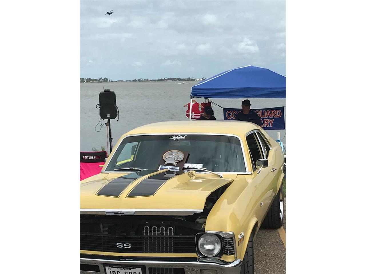 Large Picture of Classic 1970 Nova SS Offered by a Private Seller - Q2QN