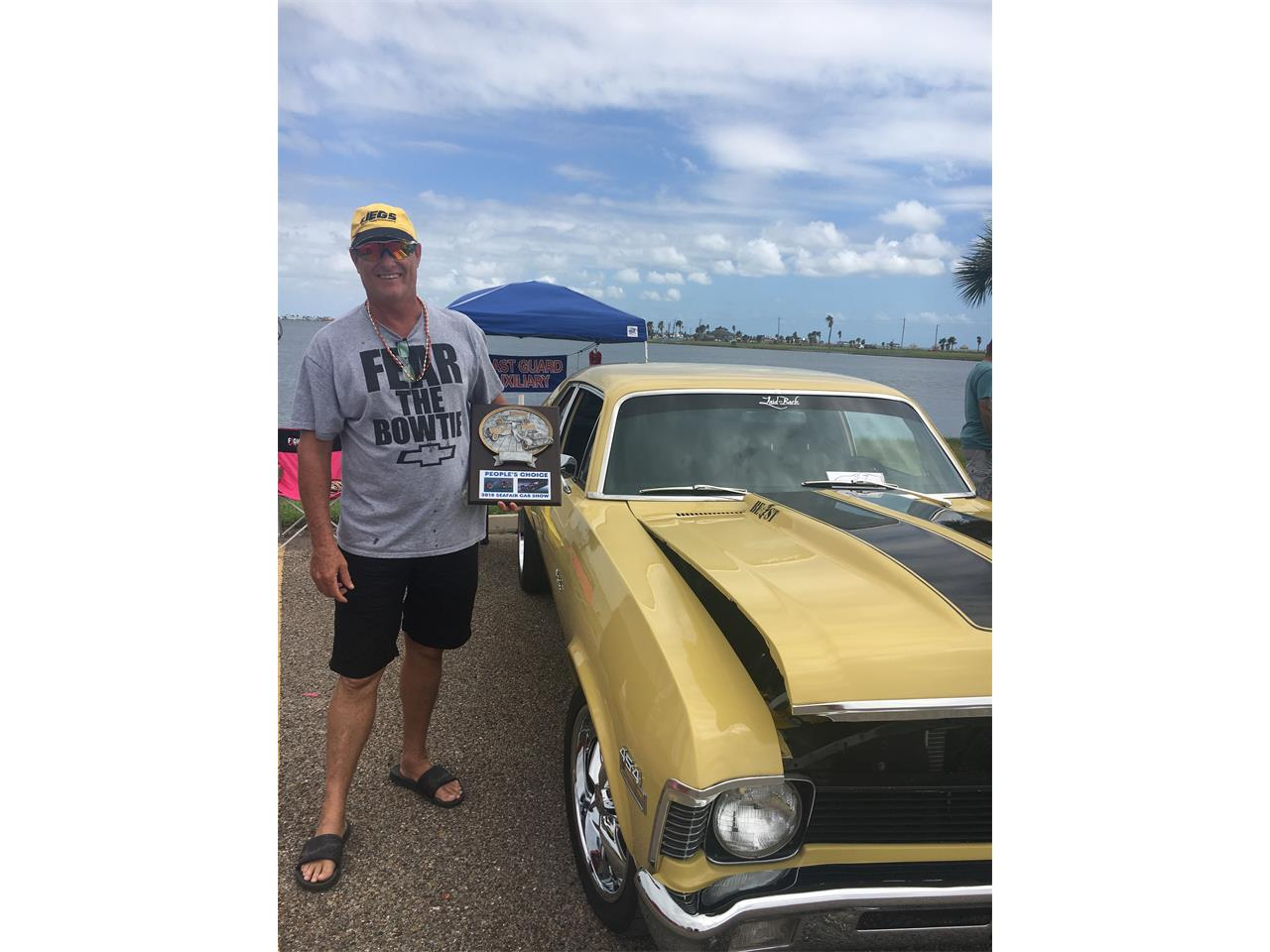 Large Picture of Classic '70 Chevrolet Nova SS - $28,000.00 Offered by a Private Seller - Q2QN