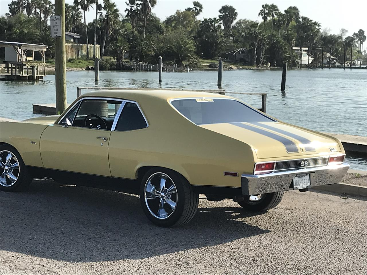 Large Picture of Classic 1970 Chevrolet Nova SS Offered by a Private Seller - Q2QN