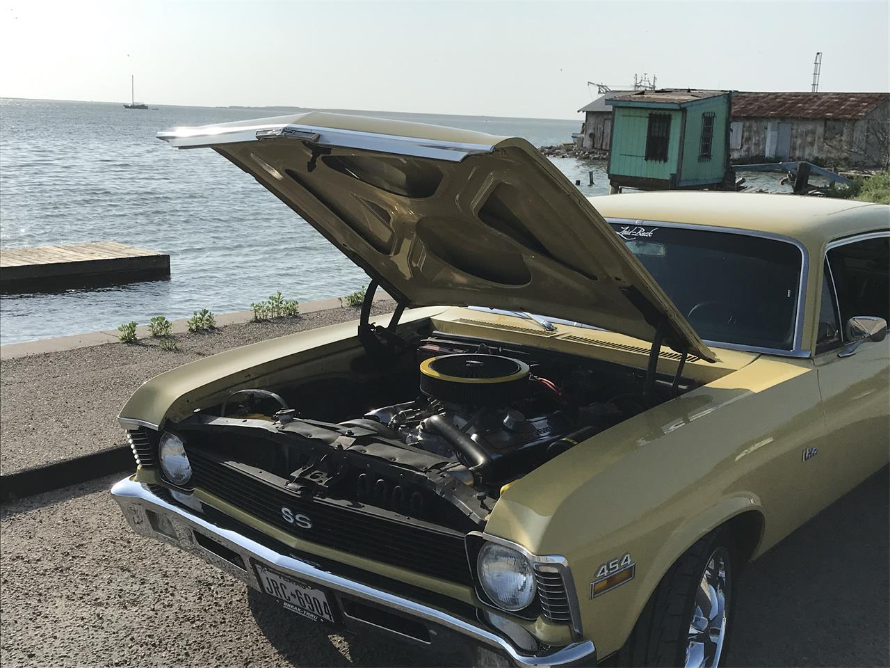 Large Picture of 1970 Chevrolet Nova SS located in Texas Offered by a Private Seller - Q2QN