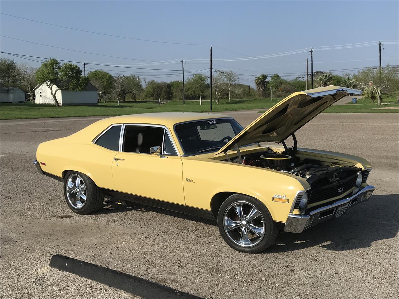 For Sale: 1970 Chevrolet Nova SS in Aransas Pass, Texas