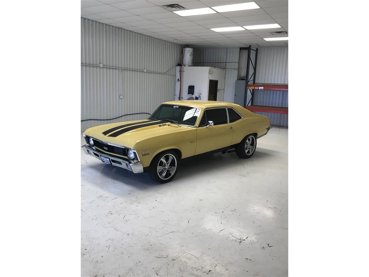 Large Picture of Classic '70 Chevrolet Nova SS located in Aransas Pass Texas Offered by a Private Seller - Q2QN