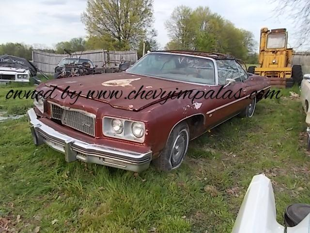 Picture of '75 Chevrolet Caprice Offered by  - Q2QR