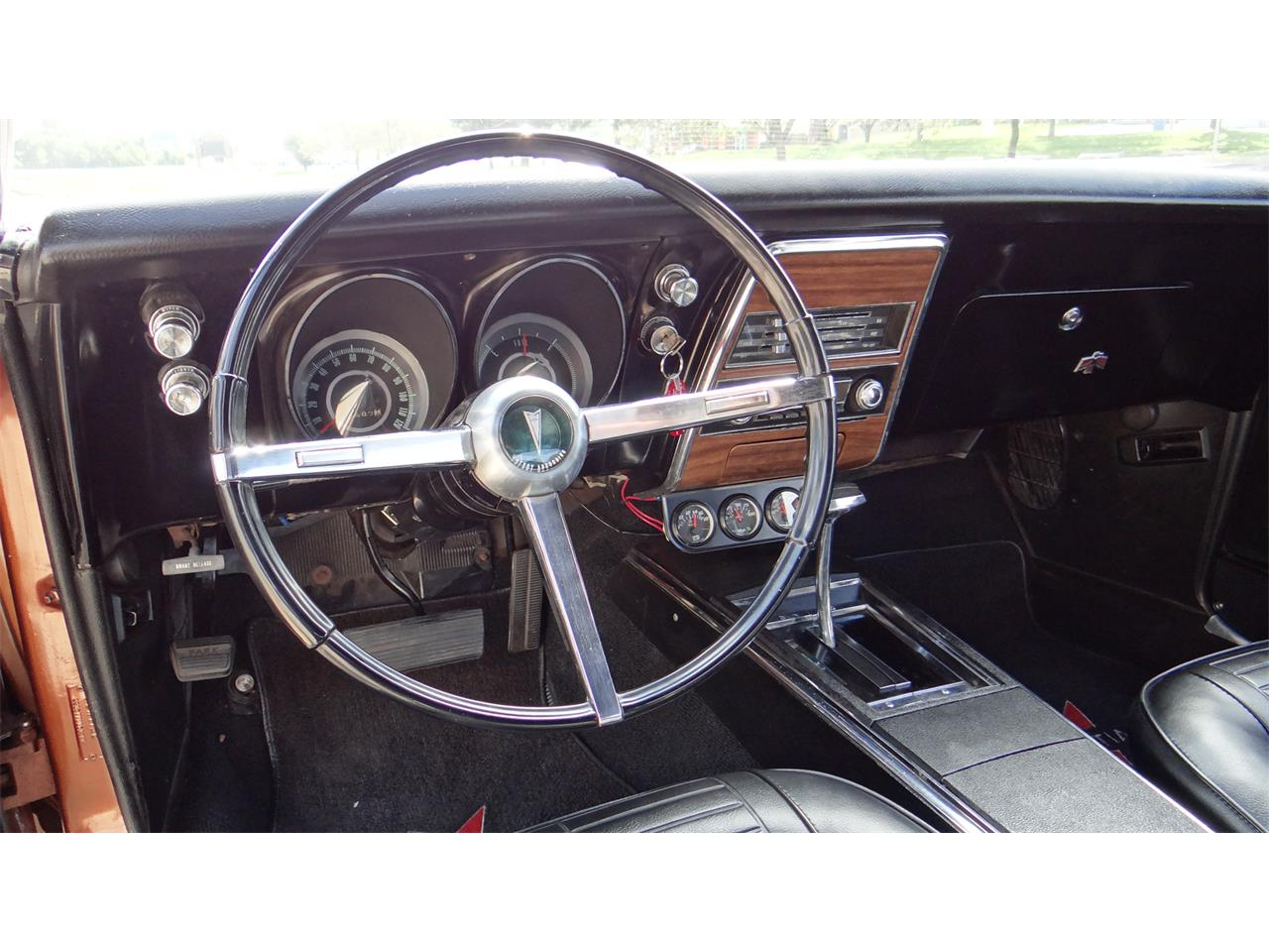 Large Picture of '67 Firebird - Q2QV