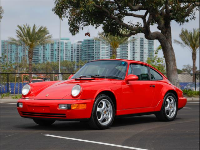 Classic Porsche 964 for Sale on ClassicCars com on