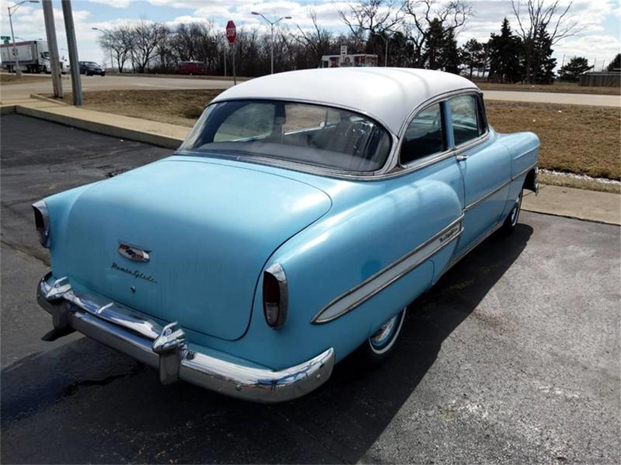 Large Picture of '54 Bel Air - Q2R6