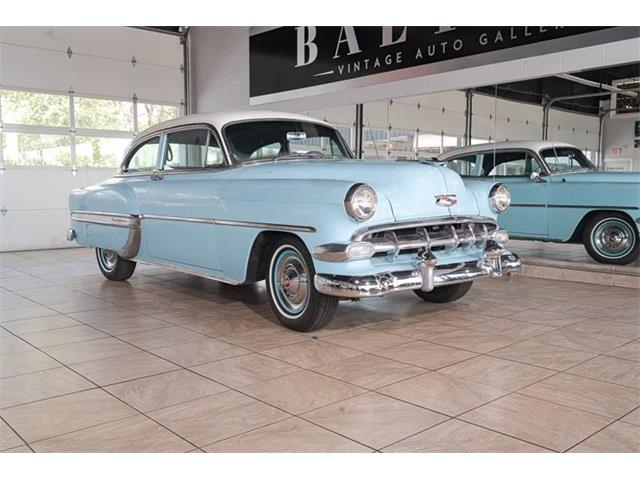 Picture of '54 Chevrolet Bel Air - Q2R6