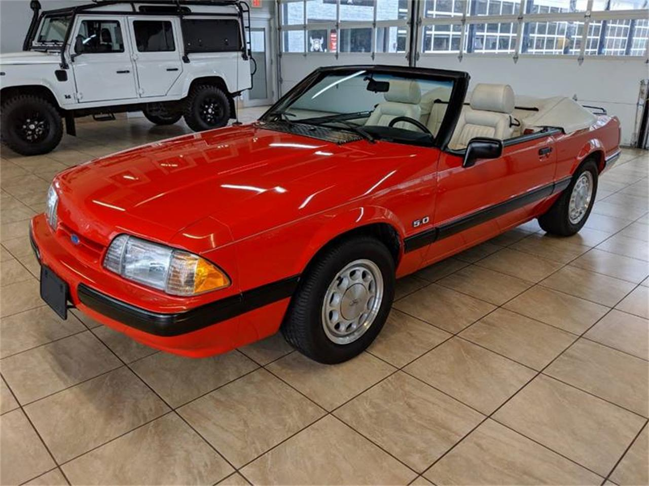Large Picture of '89 Ford Mustang Offered by Classics & Custom Auto - Q2R9