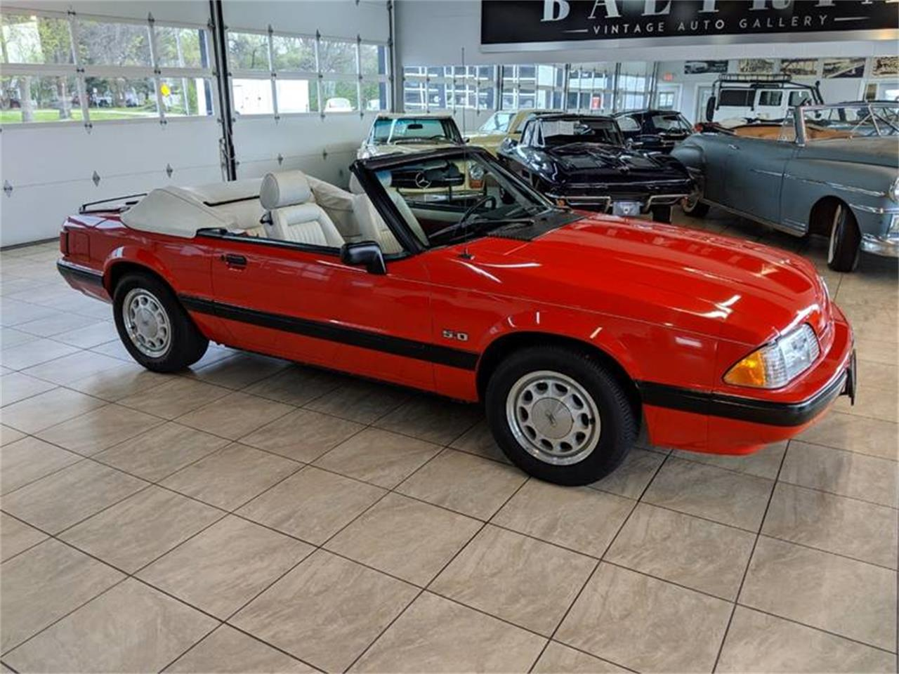 Large Picture of 1989 Ford Mustang located in Illinois - $17,900.00 - Q2R9