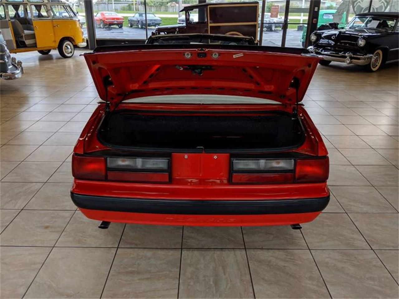 Large Picture of '89 Ford Mustang - $17,900.00 Offered by Classics & Custom Auto - Q2R9