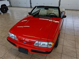 Picture of '89 Ford Mustang located in St. Charles Illinois Offered by Classics & Custom Auto - Q2R9