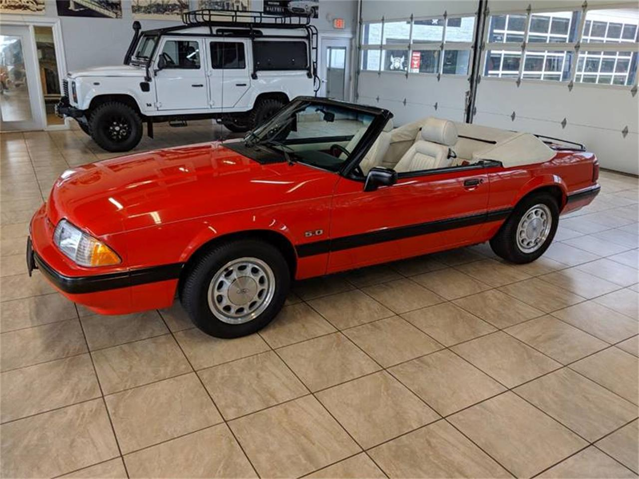 Large Picture of 1989 Mustang located in St. Charles Illinois - $17,900.00 - Q2R9
