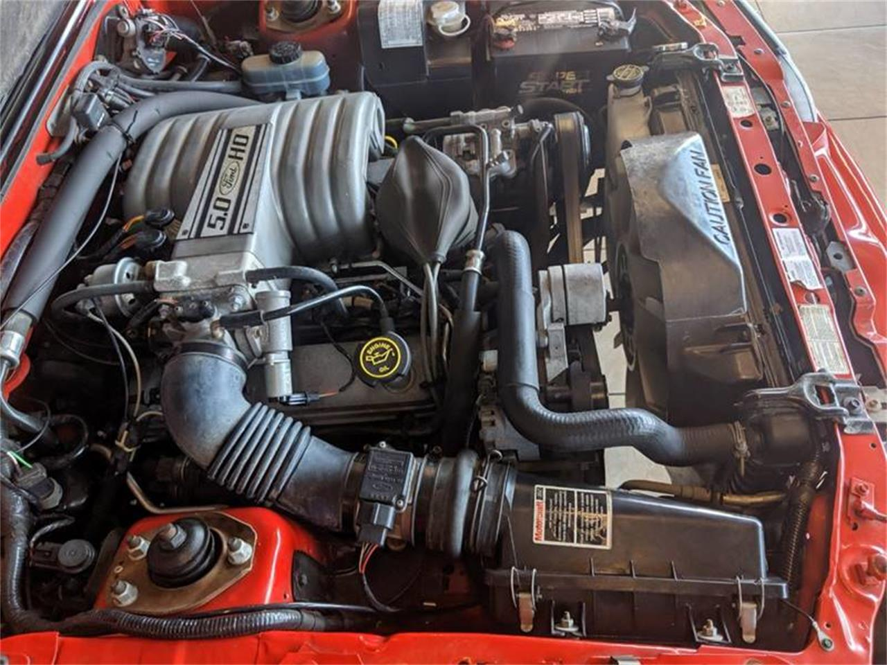 Large Picture of 1989 Mustang located in St. Charles Illinois - Q2R9