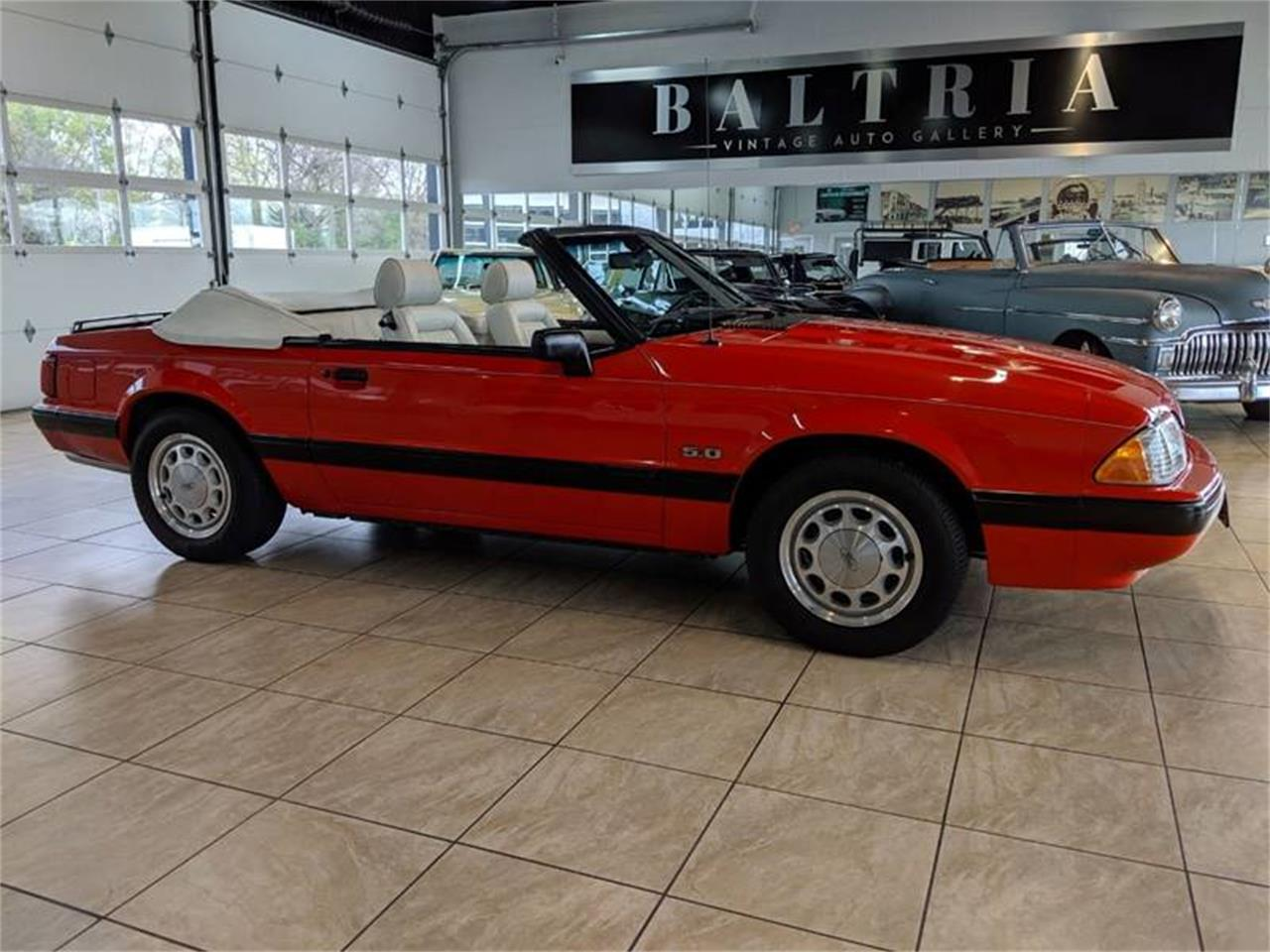 Large Picture of '89 Mustang located in Illinois - $17,900.00 Offered by Classics & Custom Auto - Q2R9