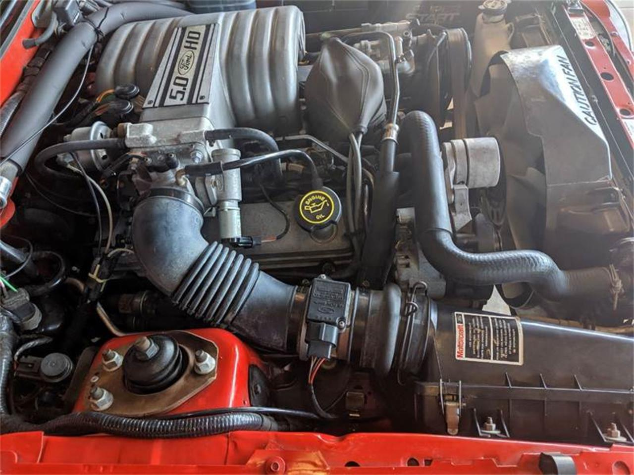 Large Picture of '89 Ford Mustang - $17,900.00 - Q2R9
