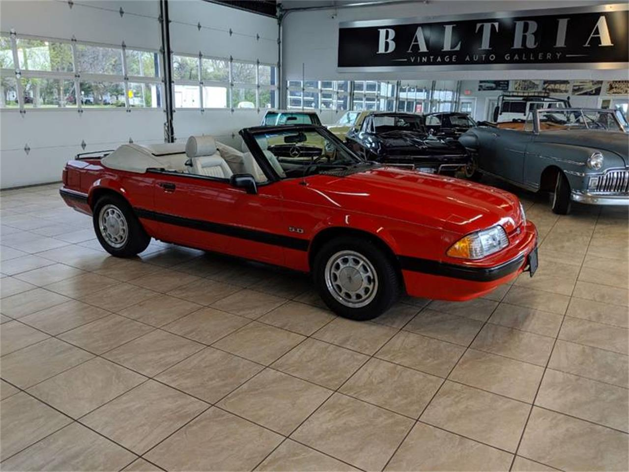 Large Picture of '89 Mustang Offered by Classics & Custom Auto - Q2R9