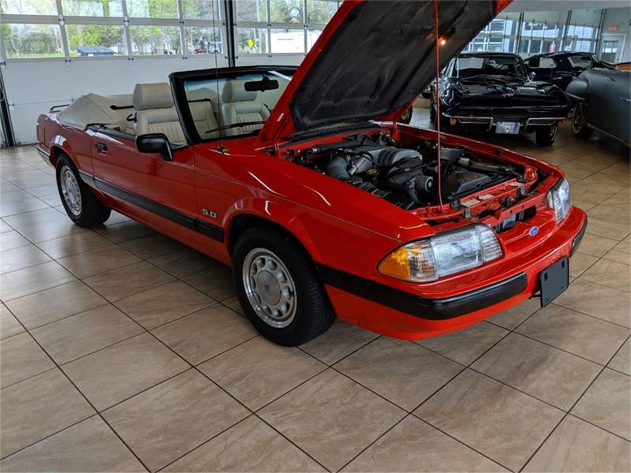 Large Picture of '89 Mustang located in Illinois Offered by Classics & Custom Auto - Q2R9