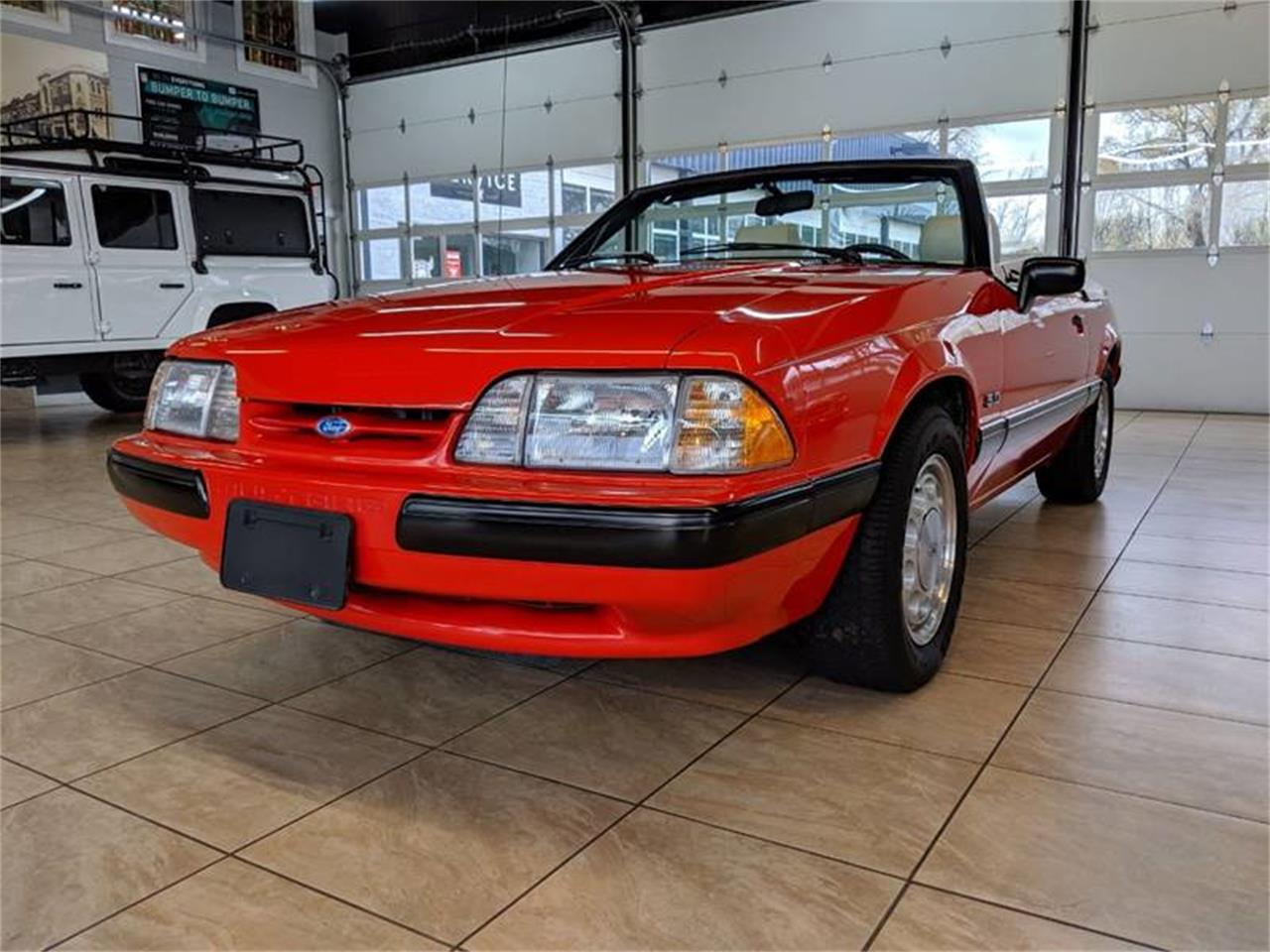 Large Picture of 1989 Mustang located in St. Charles Illinois Offered by Classics & Custom Auto - Q2R9